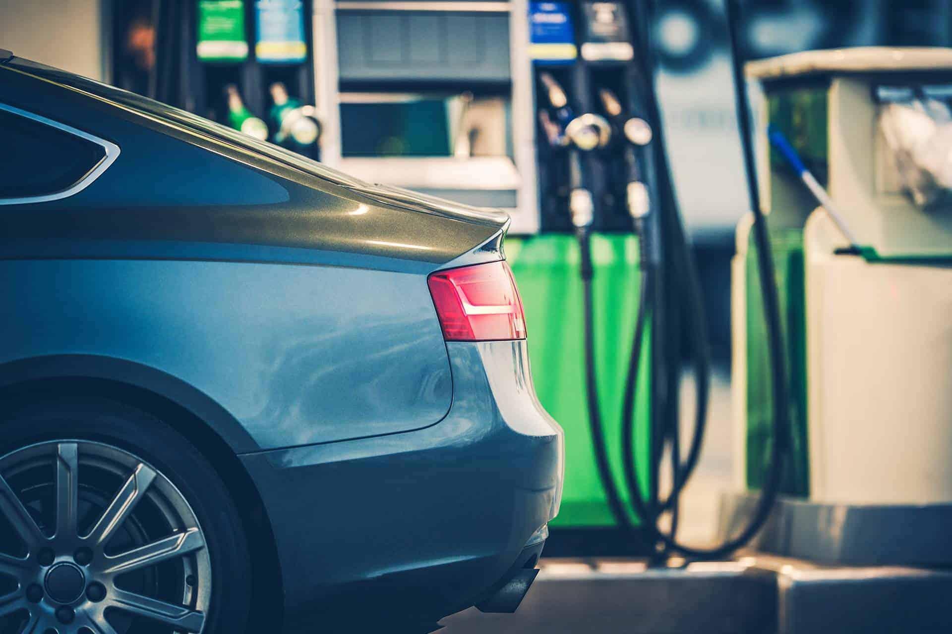 Benzin und Diesel